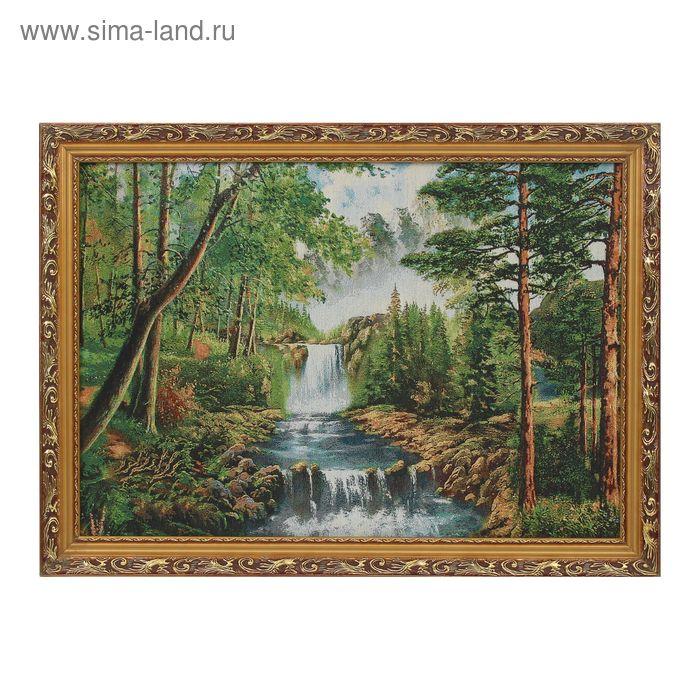 """Гобеленовая картина """"Склонившееся дерево"""""""
