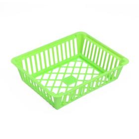 Корзина для луковичных, квадратная, 25 х 30 см, цвет МИКС Ош