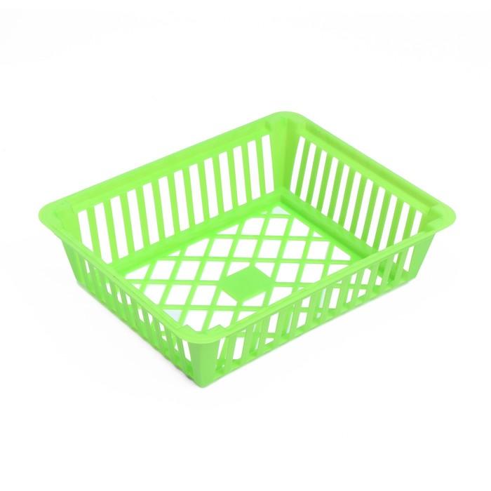 Корзина для луковичных, квадратная, 25 х 30 см, цвет МИКС