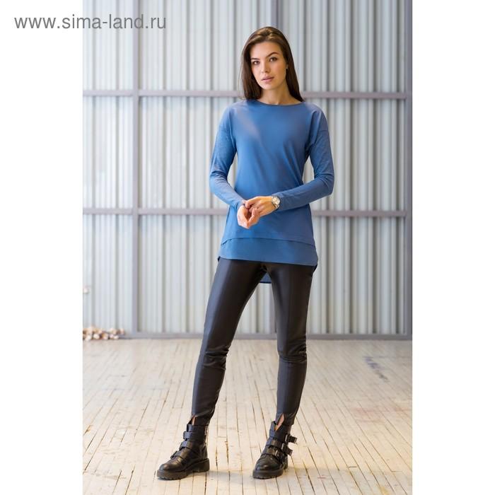 """Джемпер женский """"Адажио"""", рост 158-164 см, размер 48, цвет индиго (арт. MV242299/01)"""