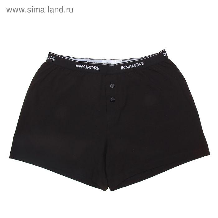 Трусы мужские боксеры Classic, цвет nero (чёрный), размер 50 (5) (арт. BU36003)