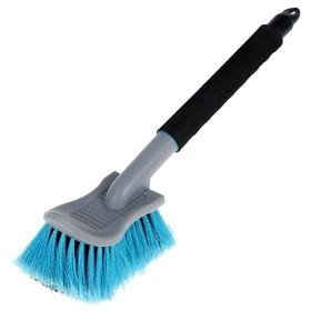 Autovirazh AV-2180 car wash brush, 45 cm, soft handle.