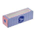 Коробочка для кондитерских изделий «Морские приключения», 18 х 5,5 х 5,5 см