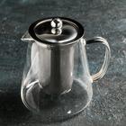 """Чайник заварочный с металлическим ситом 750 мл """"Эгла"""""""