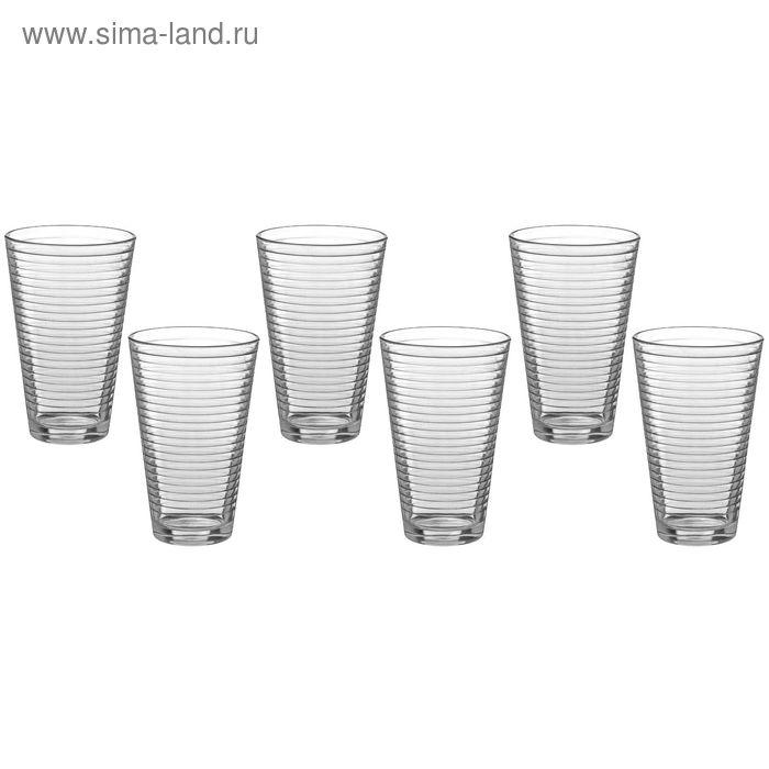 "Набор стаканов 300 мл ""Горизонт"", 8х8,5 см, 6 шт"