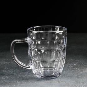 Кружка для пива «Высшая лига», 500 мл - фото 1621790