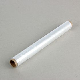 Пленка пищевая, белая, 30 см x 20 м, 8 мкм, 33 гр