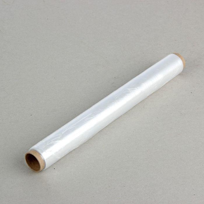 Пленка пищевая 30 см x 20 м, 8 мкм, белая