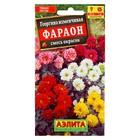 """Семена цветов Георгина """"Фараон"""", смесь окрасок, О, 0,3 г"""