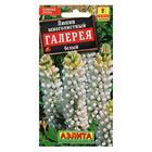 "Семена цветов Люпин ""Галерея"" белый, Мн, 0,3 г"