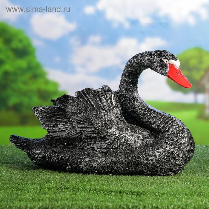 """Садовая фигура """"Лебедь Фиона"""""""
