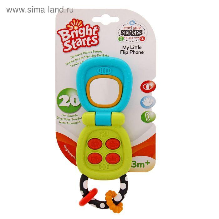 """Развивающая игрушка """"Мой телефон"""", свет, музыка, зеркало"""