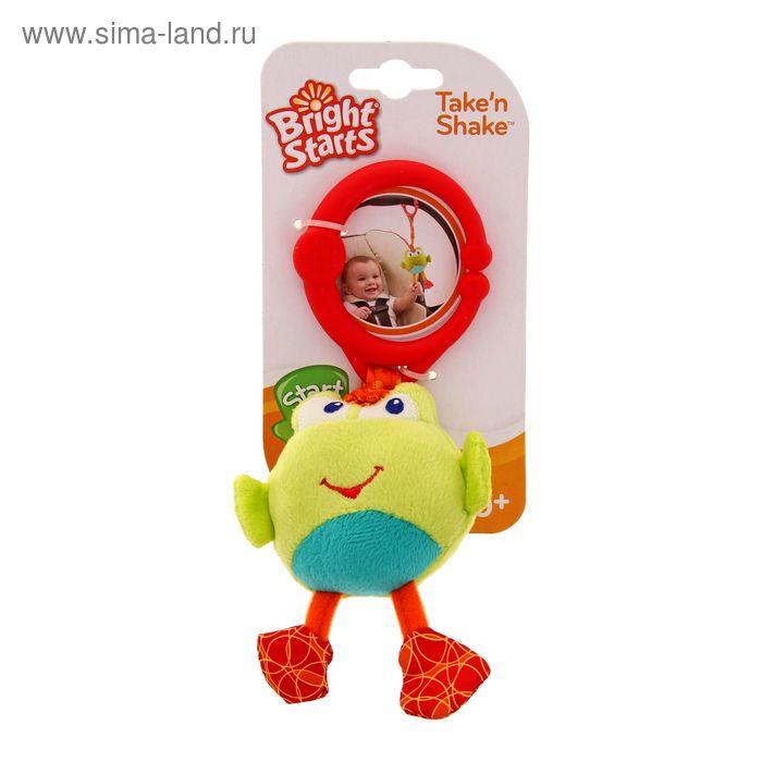 Развивающая игрушка подвесная «Дрожащий дружок», МИКС