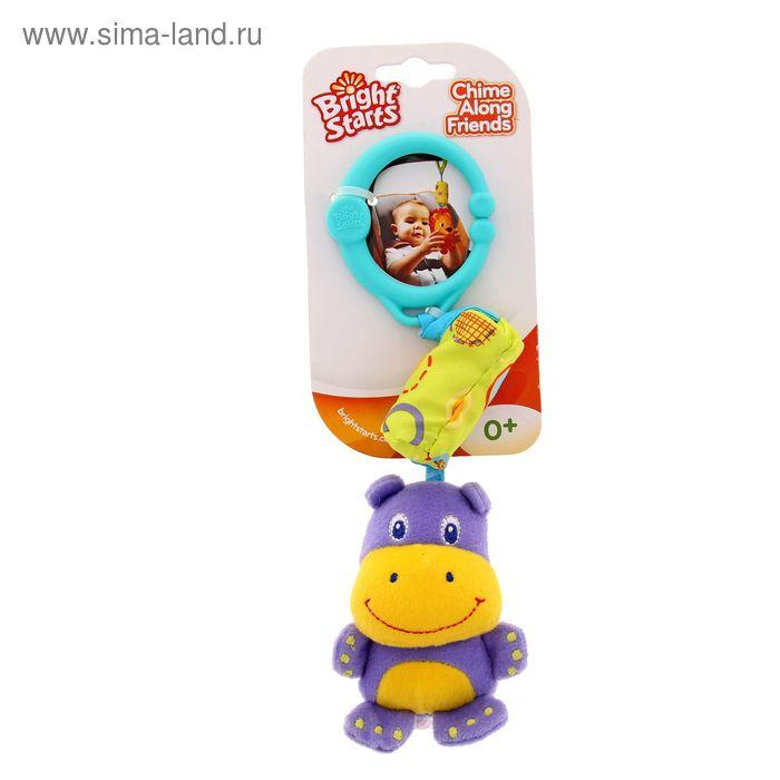 Развивающая игрушка подвесная «Звонкий дружок», МИКС