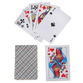 Карты игральные бумажные