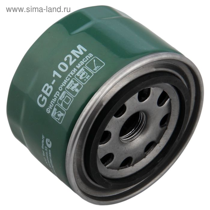 Фильтр масляный Big Filter GB-102M