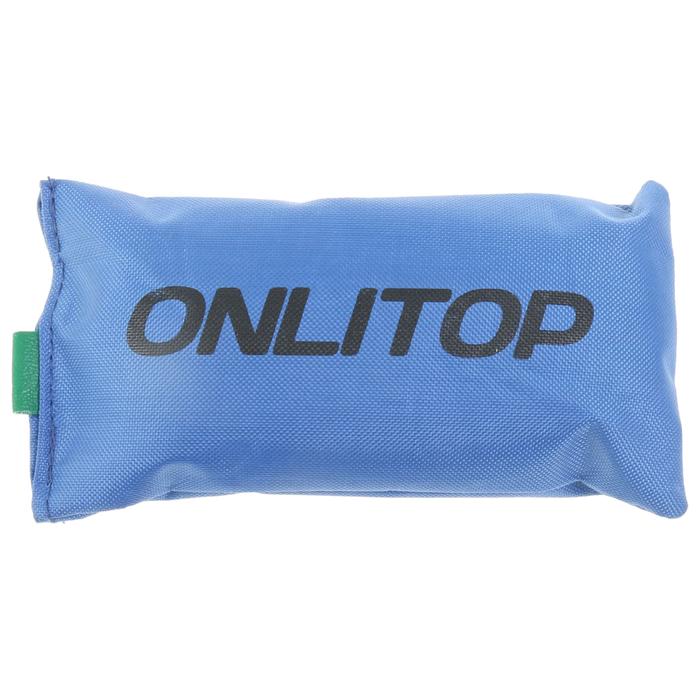 Мешочек для метания ONLITOP, вес 250 гр, цвета микс