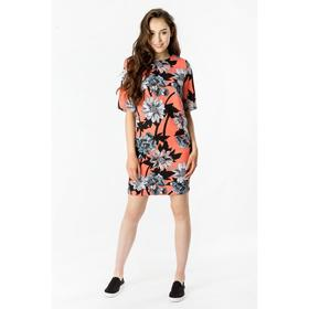Dress women 40200200066 color of St. coral, solution 40 (XXS), height 170 cm