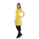 Платье женское 40200200073 цвет жёлтый, р-р 44 (S), рост 170 см