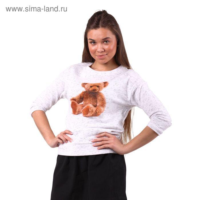 Джемпер женский 10200100013, размер 48 (L), рост 170 см, цвет белый