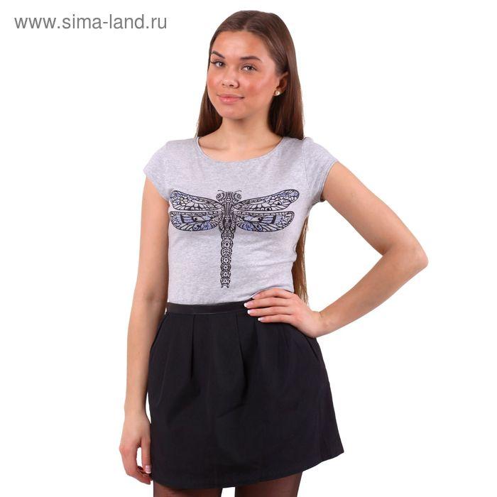 Джемпер женский 10200110014, 42 (XS), рост 170 см, цвет серый