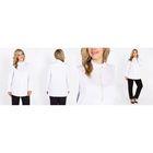 Рубашка женская, цвет белый, размер 52 (XXL)