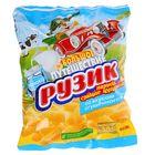 """Кукурузные палочки """"Рузик"""", со вкусом сгущенного молока, 90 г"""