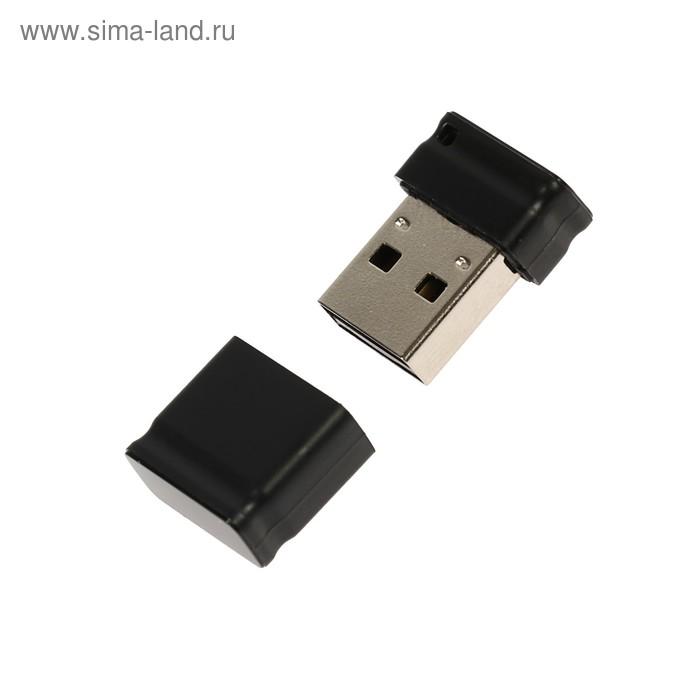 USB-флешка Qumo 8Gb Nanodrive, чёрная
