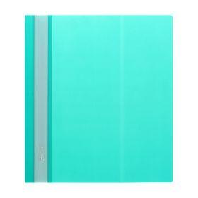 Папка-скоросшиватель А5, 140/180 мкм, зеленая