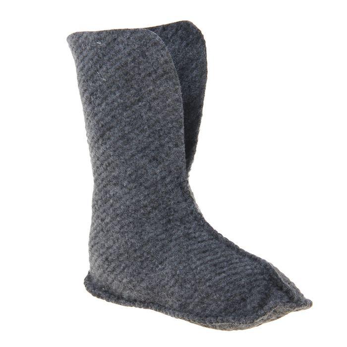 Чулок-утеплитель универсальный, размер 41 (26,2 см)