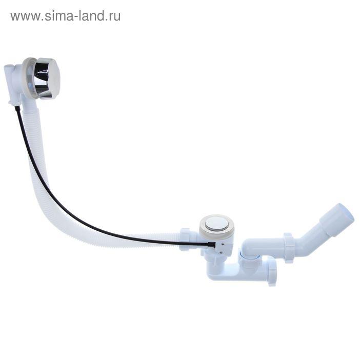 """Автослив """"АНИ"""" EM321, 520 мм, регулируемый, металлический"""
