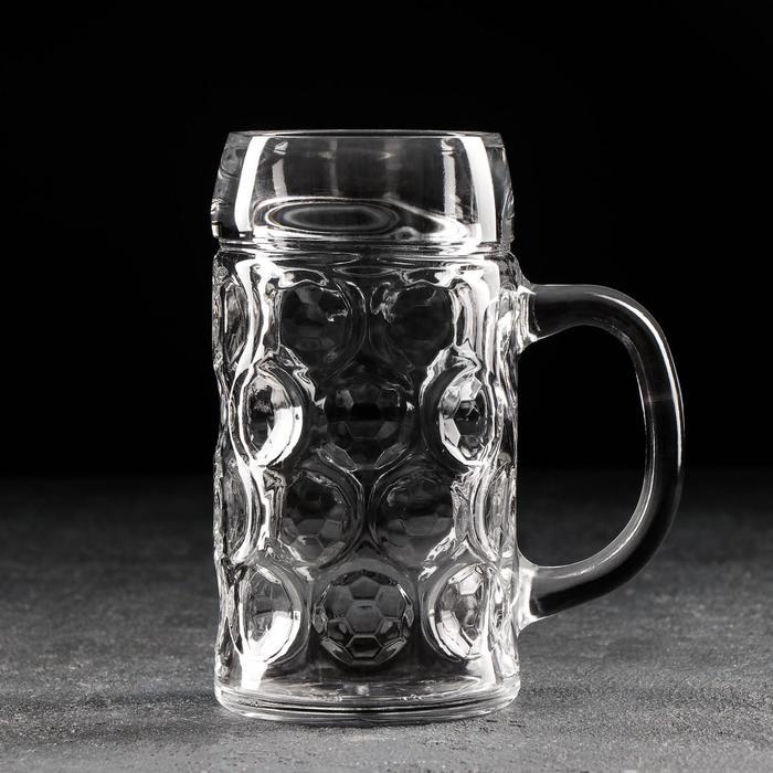 """Кружка для пива 625 мл """"Паб"""""""