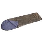 Спальный мешок «СП2», размер 200+35х75 см, полиэстр, бязь, эпонж, +5/+20 °С