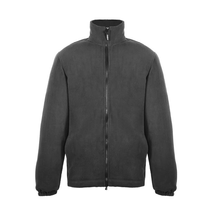 Куртка флисовая «Пилигрим», размер 56-58, цвет серый