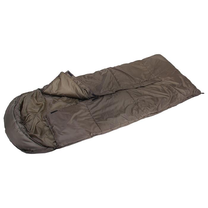 Спальный мешок COMFORT 600, размер 200+40х100 см, -22/-7 °С, микс