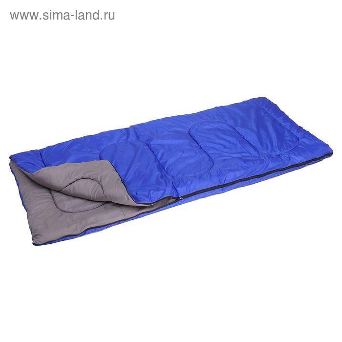 Спальный мешок СО2XL 200х85, полиэстр, бязь, эпонж (+5/+20 °С)
