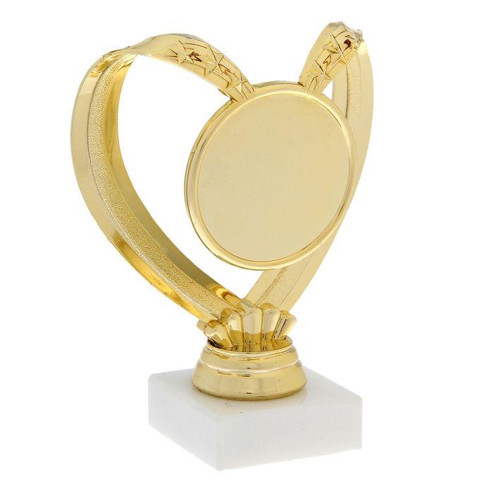 Фигура сердце, 10,6 х 5 х 13,2 см