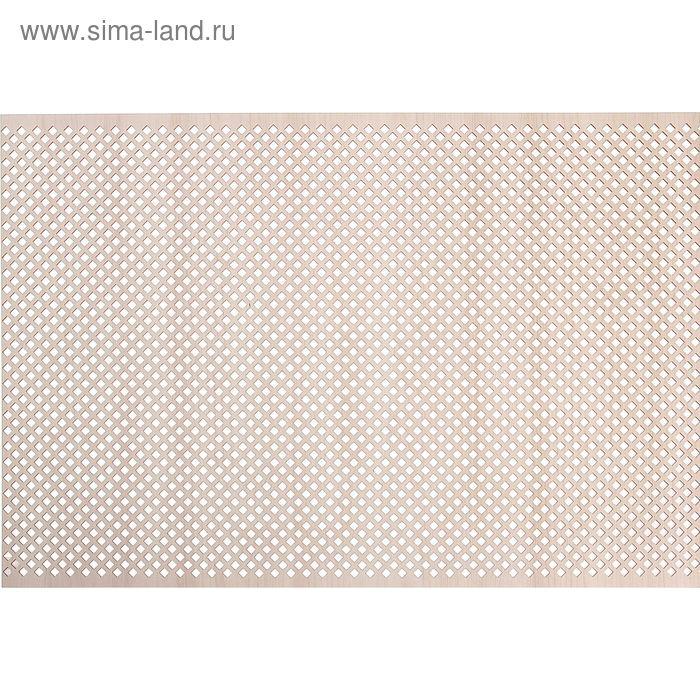 Панель перфорированная ХДФ  Глория Клён 680х1000х3 мм