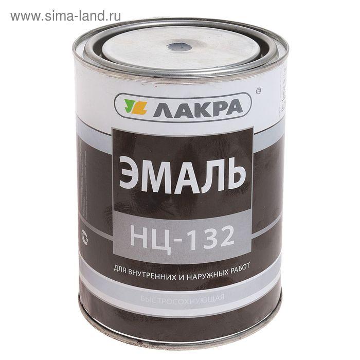 Эмаль НЦ-132  черный 0,7 кг