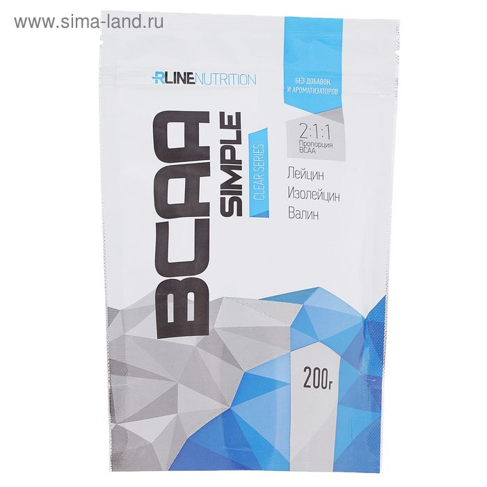 Аминокислоты BCAA Powder R-Line, 200 г