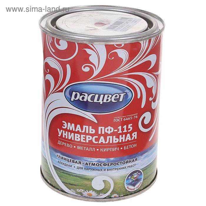 Эмаль Расцвет ПФ-115 розовая 0,9 кг