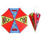 """Зонт детский """"Самый быстрый"""" Тачки, 8 спиц d=52 см"""