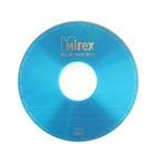 Диск CD-R Mirex Standard, 48x, 700 Мб, конверт, 1 шт