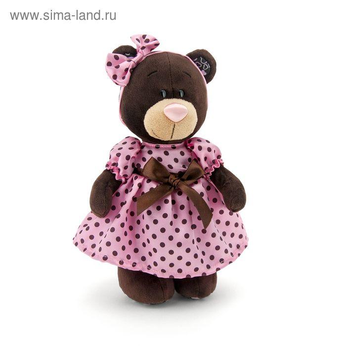 Мягкая игрушка «Milk стоячая в летнем платье»
