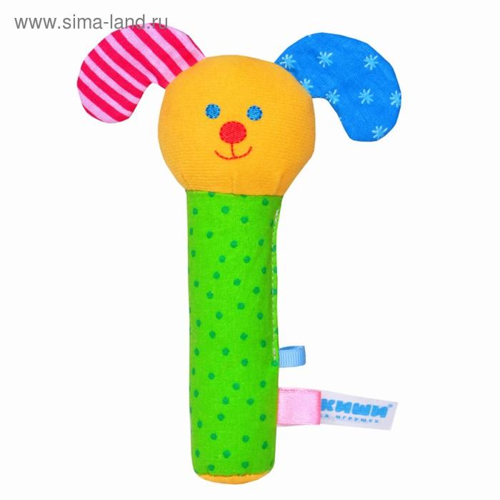 Развивающая игрушка «ШуМякиши. Собачка»