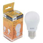 Лампа светодиодная Ecola, E27, 7 Вт, 4000 K, 94x50 мм