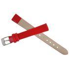 Ремешок для часов, 12 мм, 18 см, красный