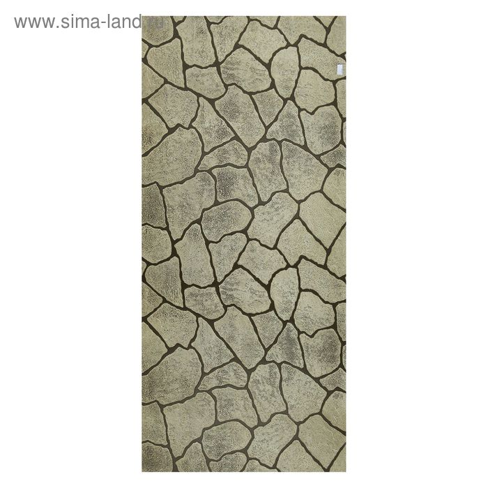 "Декоративная отделочная панель ""Бастион керамик"" 1220 х 2440 х 6мм"