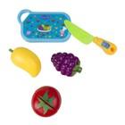 """Набор """"Фрукты и овощи"""", 5 предметов"""