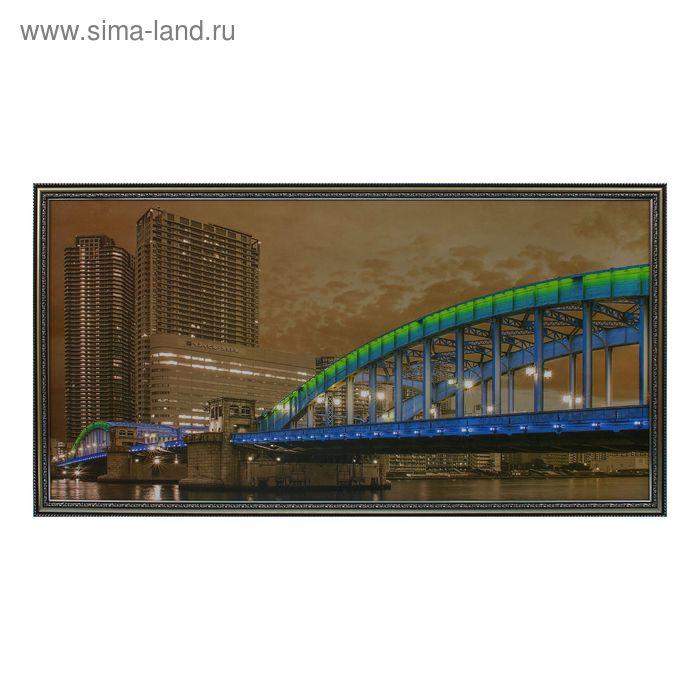 """Картина """"Зелёный мост"""""""